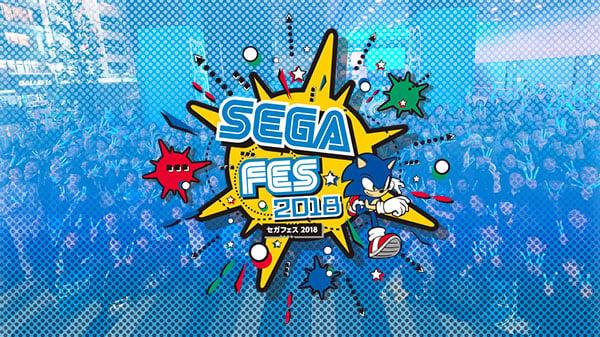Sega Fes 2018