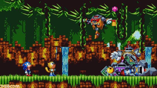 Sonic Mania Plus Trailer