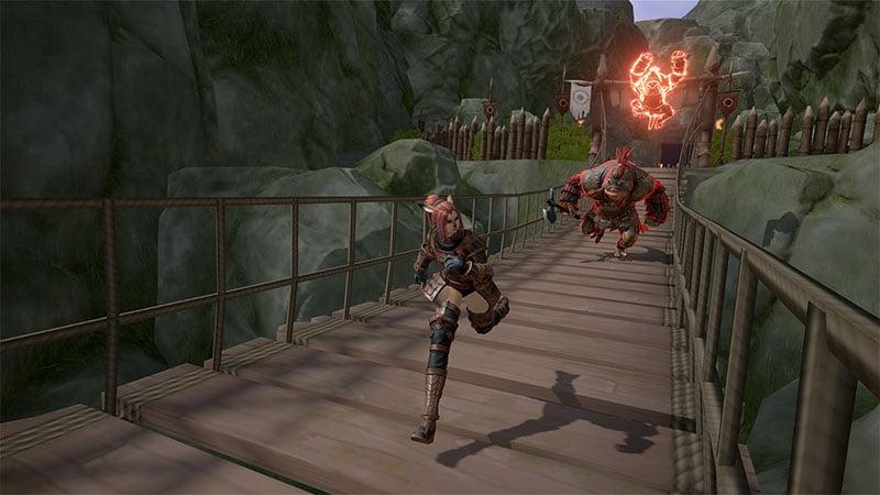 Final Fantasy XI Reboot For Mobile Screenshots Gematsu
