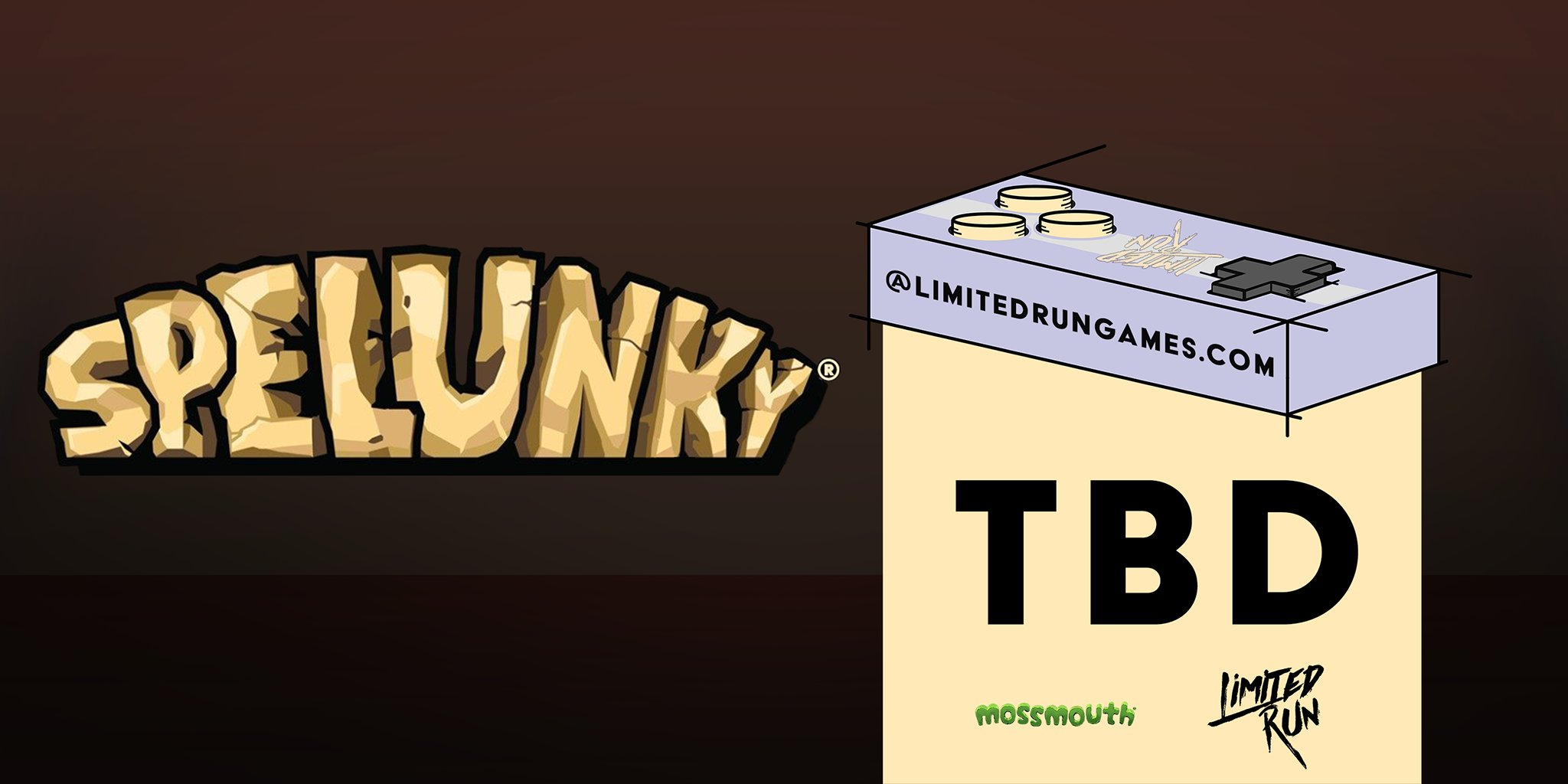 Spelunky PS4 And PS Vita Limited Run Physical Edition