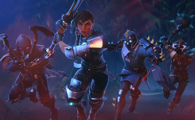 Dauntless Coming To Ps4 Xbox One And The Epic Games