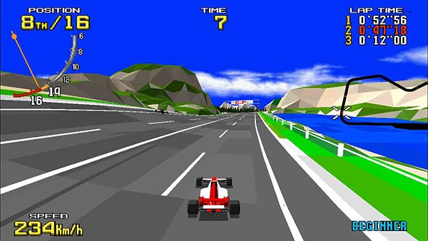 Sega Ages: Virtua Racing