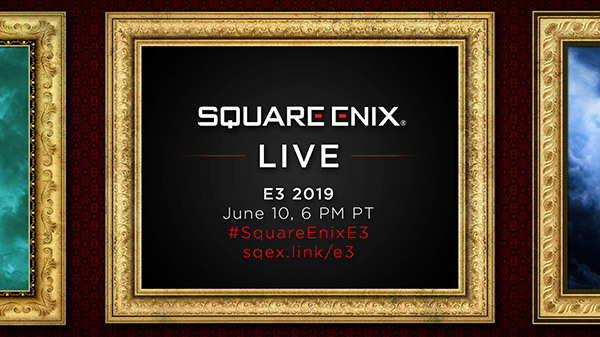 Square Enix Live E3 2019
