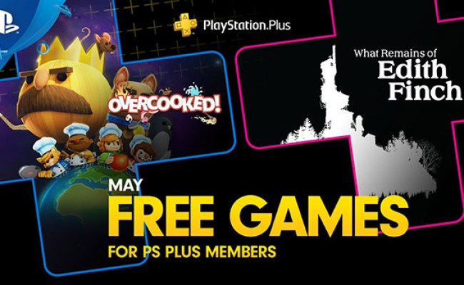 Playstation Plus Free Games For May 2019 Announced Gematsu