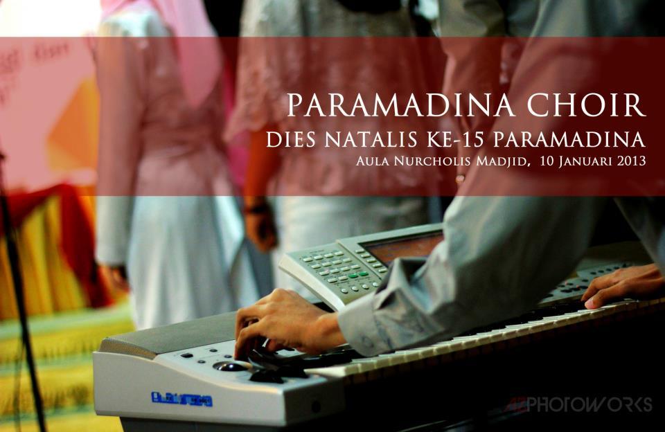 Dies Natalis Ke-15 Universitas Paramadina (1/6)