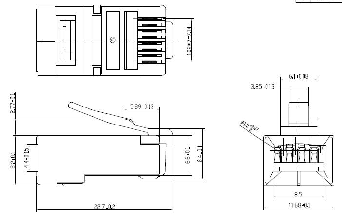 Schema Rj45 Kabel Verkabelung