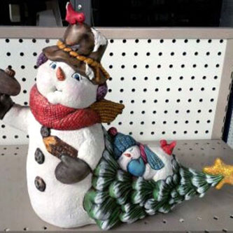 snowman - About Us