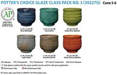 770lg - Class Pack: (PC) Potter's Choice No.3