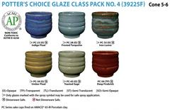 771lg - Class Pack: (PC) Potter's Choice No.4