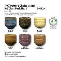 potters choice chart class pack no1 39182x - Class Pack: (PC) Potter's Choice No.1