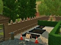 neue Gräber