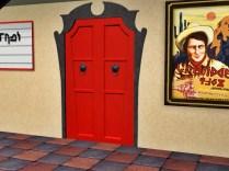 Eingang zum Kino