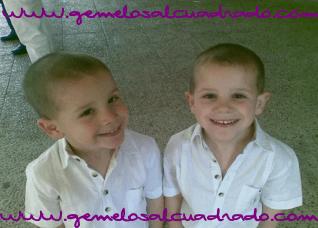 destete de mis gemelos