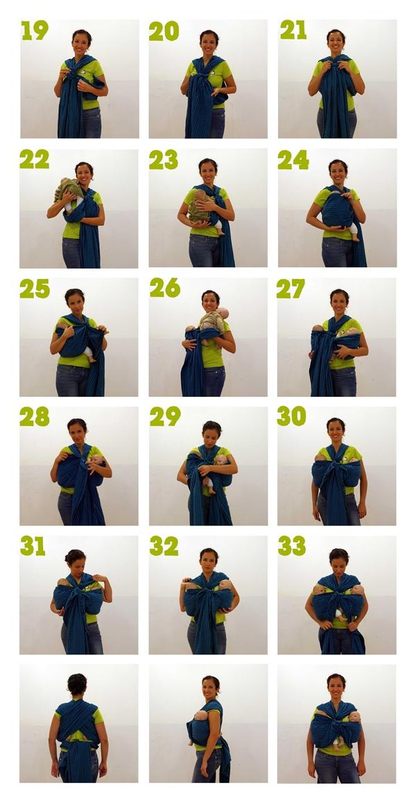 How to Jasmine´s hip carry