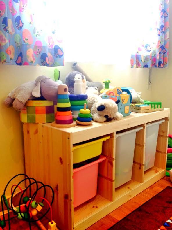 Montessori y la habitacin de los gemelos