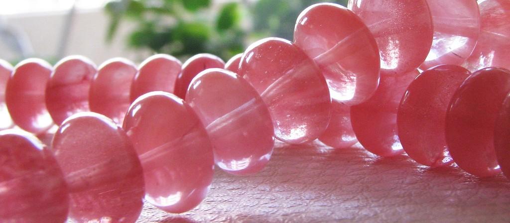 Cherry Quartz