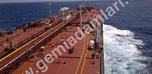 Aframax-Tanker