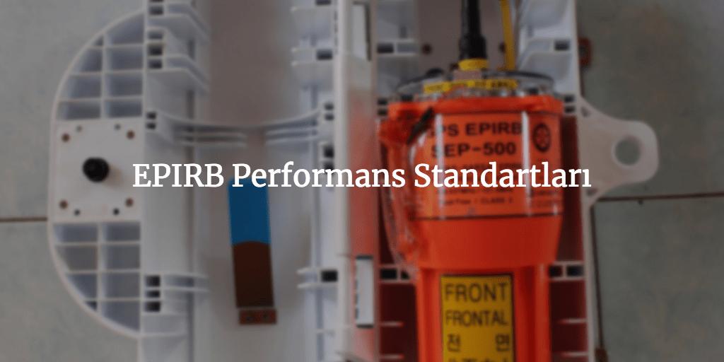 EPIRB Performans Standartları