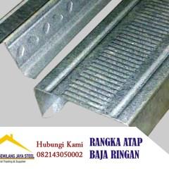 Harga Atap Baja Ringan Zinc Rangka Gemilang Jaya Steel
