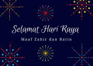 Selamat Hari Raya