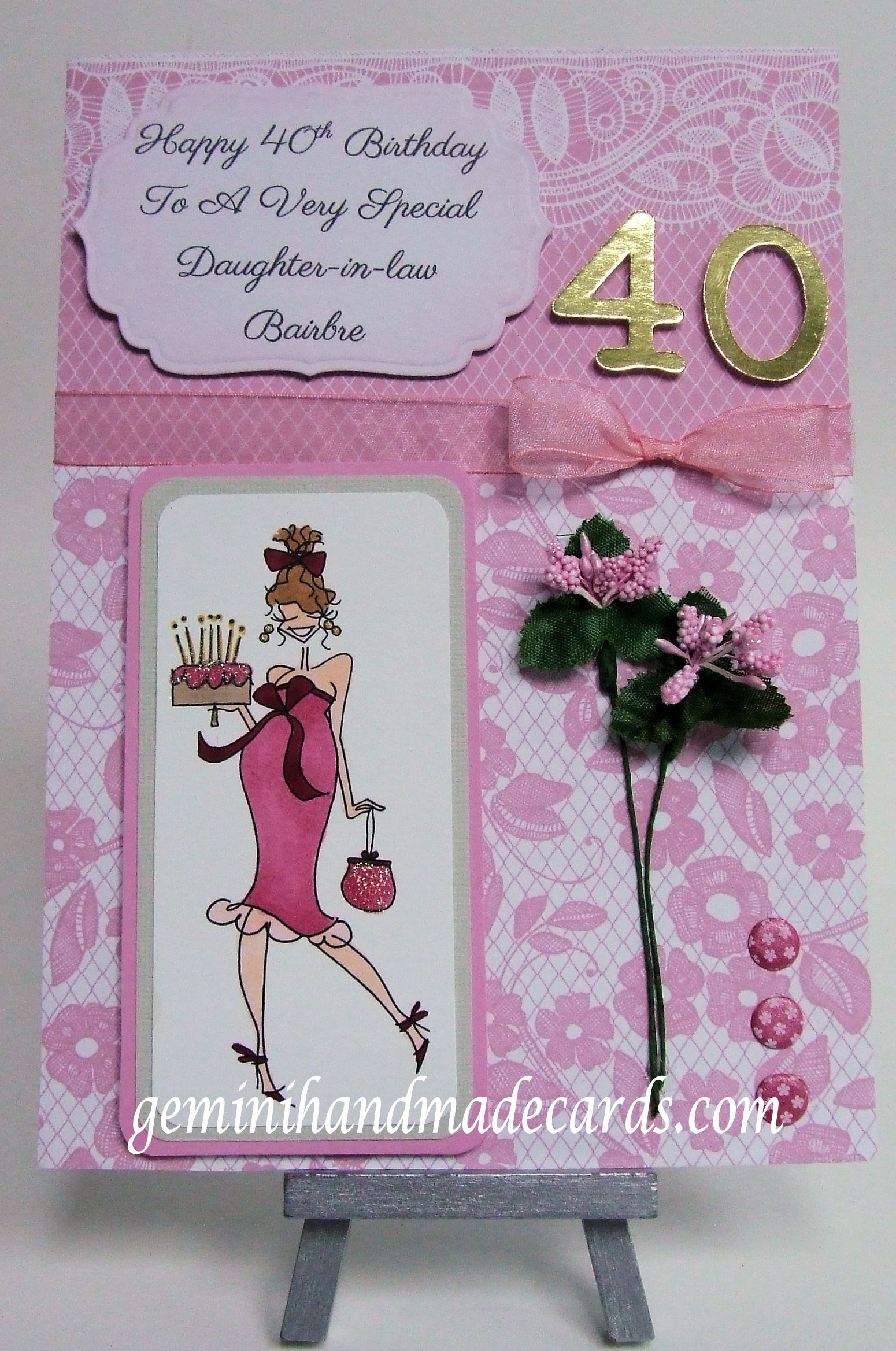 Birthday Cards Ladies Female Girls Women Special