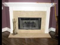 Fireplace Backsplash - Gemini International Marble and Granite