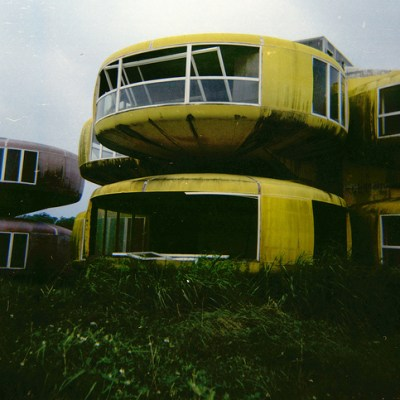 pod houses- Sanzhi, Taipei
