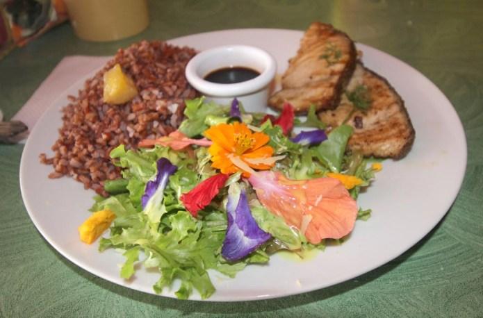 bohol bee farm salad
