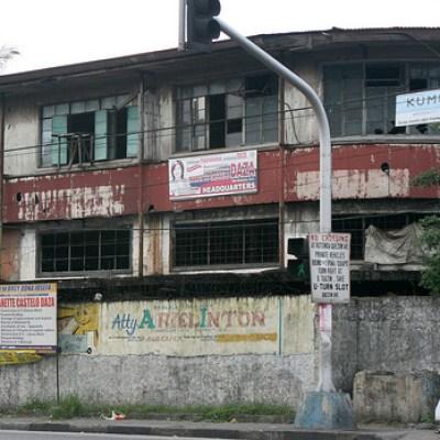 street corner near Banawe