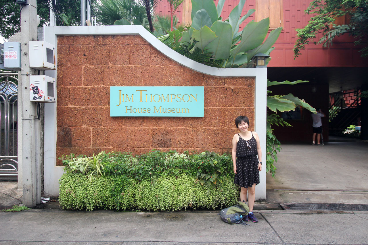 Gem at Jim Thompson House