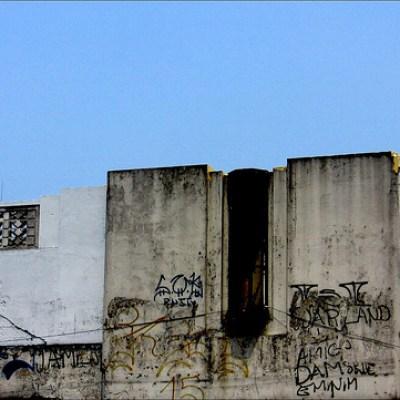Quiapo Ilalim Graffiti