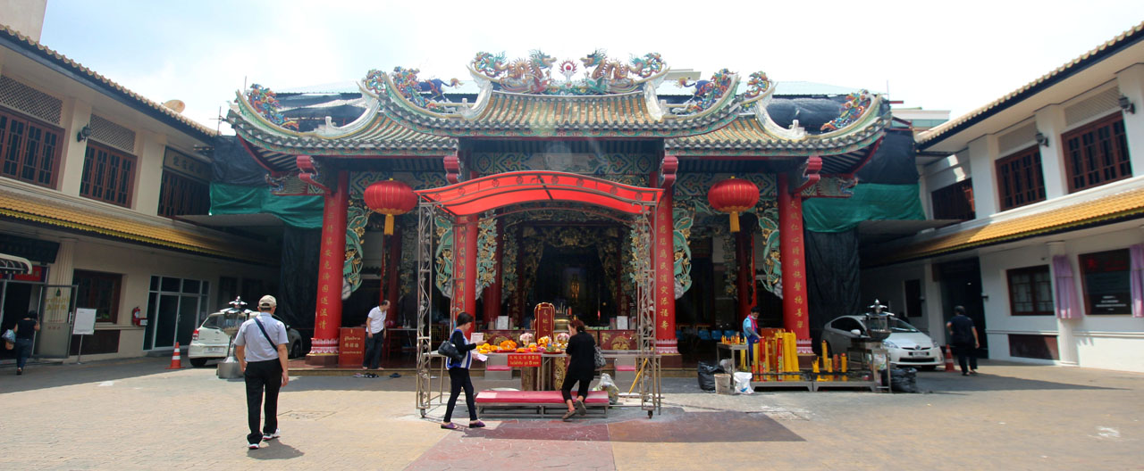 Kuan Yin Shrine
