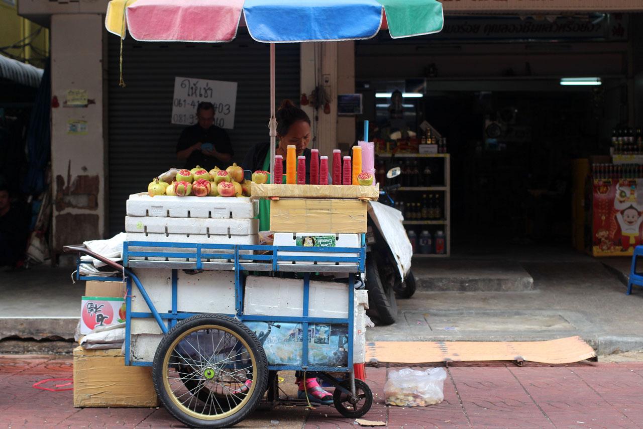 5-Day 2- Bangkok Chinatown stalls 2