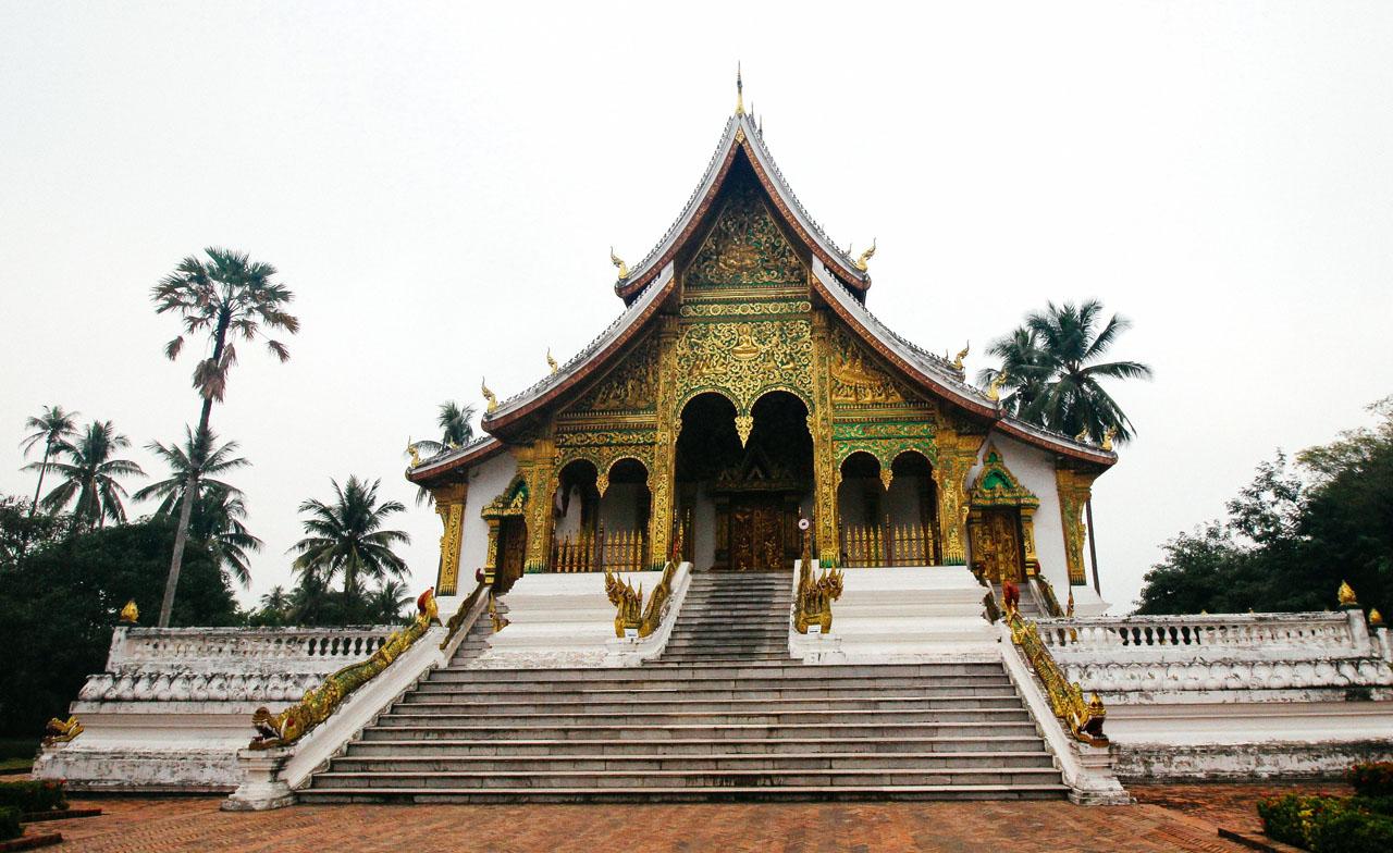 Wat Pa Huak temple