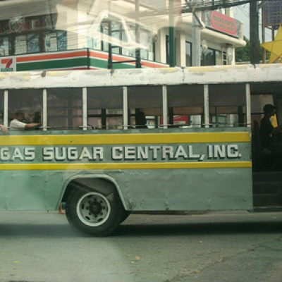 batangas sugar central, inc. bus