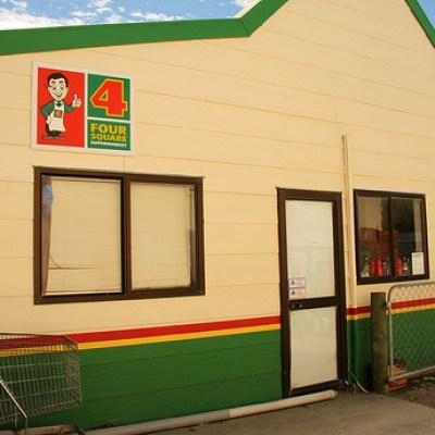 four corners supermarket