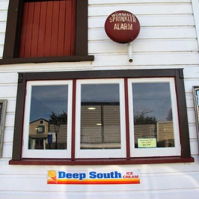 Deep South ice cream