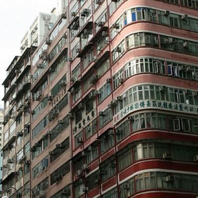 Mongkok architecture