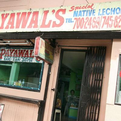 eatery and sari sari store- special native lechon