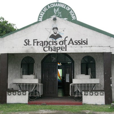 st francis of assisi chapel