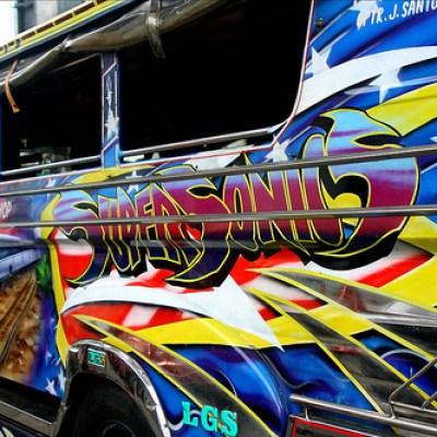 super jeepney