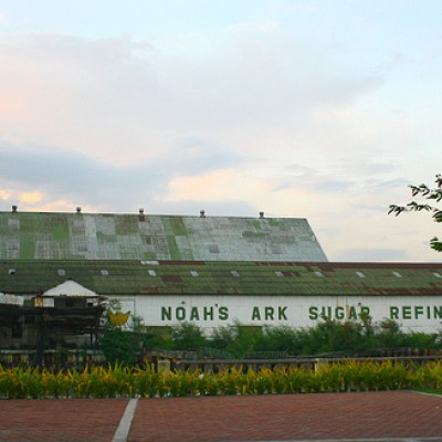 noah's ark sugar refinery