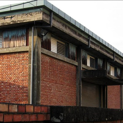 red brick factory