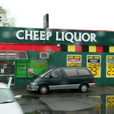 Cheep Liquor