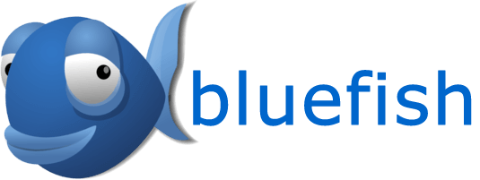 Bluefish un editor per programmatori e web developers