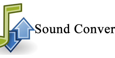 SoundConverter un convertitore audio completo