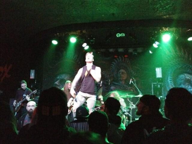 Toothgrinder concert