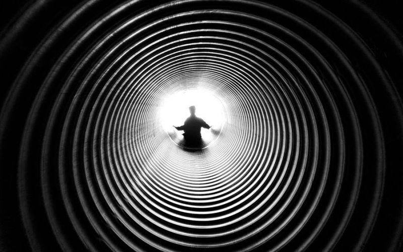 Depresión túnel
