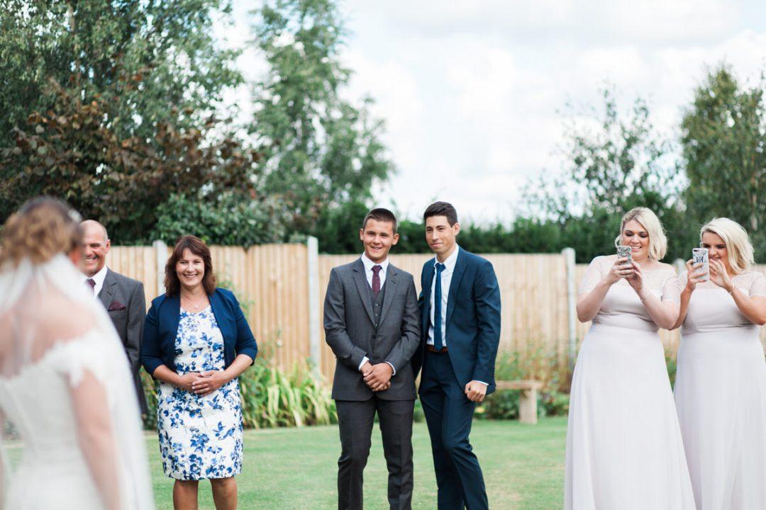 Coggeshall tipi wedding