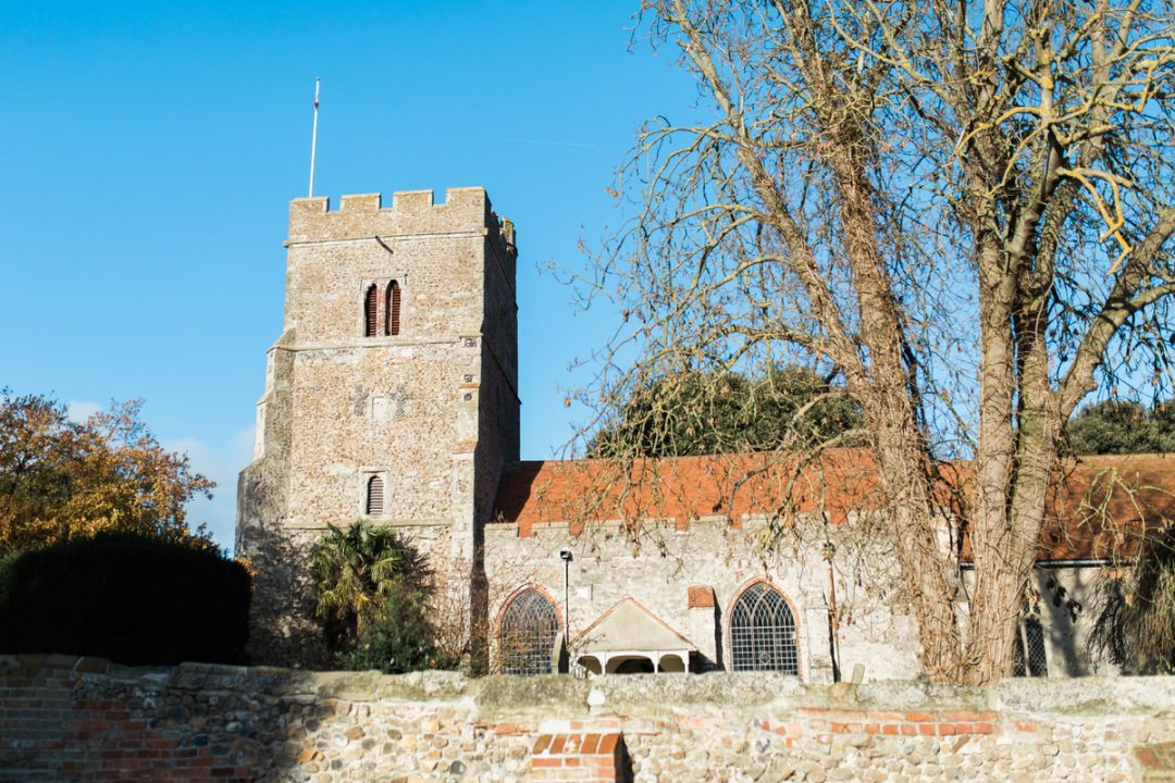 Mersea Church